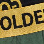 Golden Ass Groen - detail