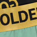 Golden Ass Mint groen - detail