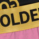 Golden Ass Roze - detail
